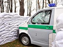 В Украине представили бронированные автомобили Volkswagen для инкассаторов - Volkswagen