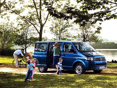 В России Volkswagen Multivan и Amarok признаны лучшими в 2012 году - Volkswagen