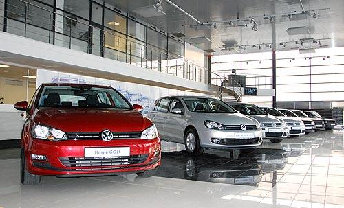 Volkswagen Golf исполняется 40 лет - Volkswagen