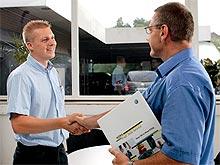 Для независимых автомастерских (NORA) VW или Audi действует специальное ценовое предложение
