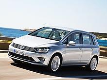 В Украине стартуют продажи нового Volkswagen Golf Sportsvan - Volkswagen