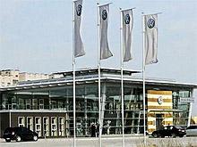 Атлант-М продает автосалон Volkswagen