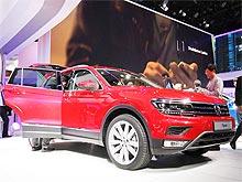 Volkswagen представил новое поколение VW Tiguan - Volkswagen