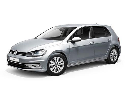 На специальные комплектации Volkswagen Golf Limited Edition действуют выгодные цены - Volkswagen