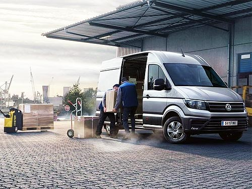 В 2020 году было продано 371,7 тыс. коммерческих автомобилей Volkswagen