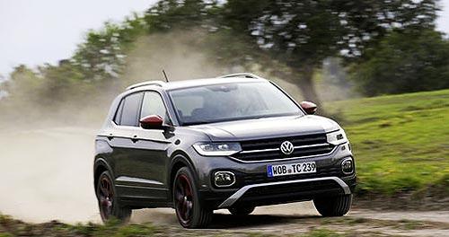 Новый кроссовер Volkswagen T-Cross можно заказать по специальной цене - Volkswagen