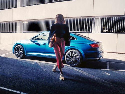 В Украине начали принимать заказы на новый Volkswagen Arteon - Volkswagen