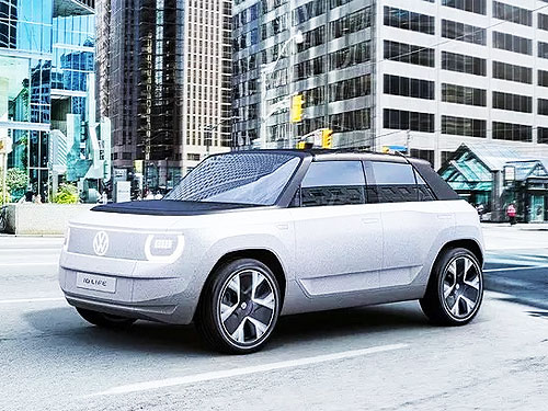Volkswagen показал какие будет выпускать в будущем семейные электрокроссоверы - Volkswagen