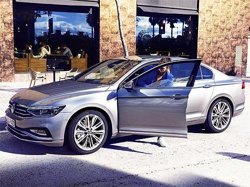 Возвращение легенды. В Украине возобновились продажи нового Volkswagen Passat - Volkswagen