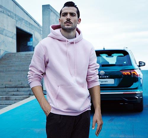 У Volkswagen Tiguan в Украине появилась новая комплектация UEFA EURO 2020 Edition - Volkswagen