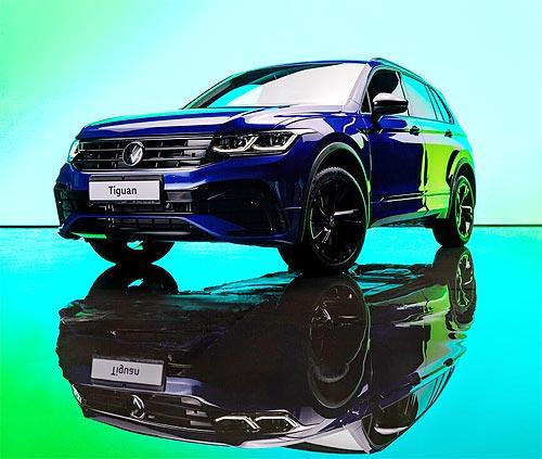 Для Volkswagen Tiguan R-Line доступны пакетные предложения с выгодой до 57 866 грн. - Volkswagen