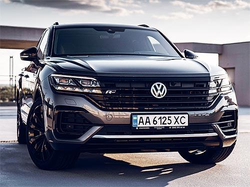 Лучше, чем скидки. Покупатели Volkswagen Touareg с пакетами Silver, Gold и Platinum экономят до 470 тыс. грн.