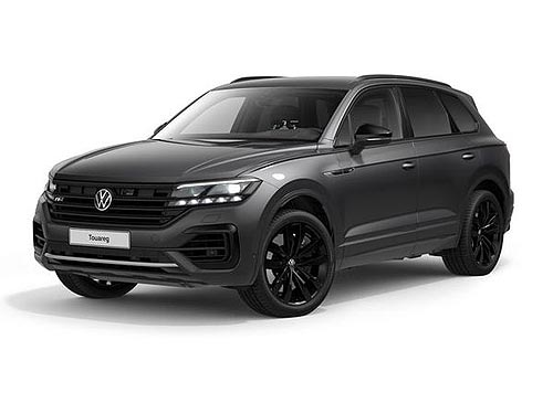 Лучше, чем скидки. Покупатели Volkswagen Touareg с пакетами Silver, Gold и Platinum экономят до 470 тыс. грн. - Volkswagen