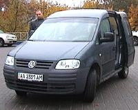 Тест-драйв. VW Caddy Life. Жизнь в стиле Caddy