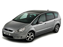 Ford S-MAX стал автомобилем года.