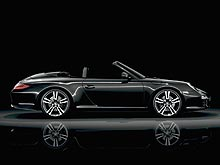 Лимитированный Porsche 911 Black Edition уже доступен в Украине - Porsche