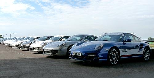 Стал известен секрет отличной езды всех Porsche - Porsche
