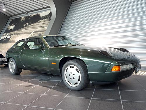 Музей Porsche: круговая ретроспектива