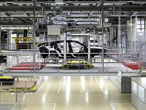 Немецкая автопромышленность установит новый рекорд в 2017 году