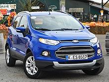 Новый Ford EcoSport будут выпускать в Румынии - Ford