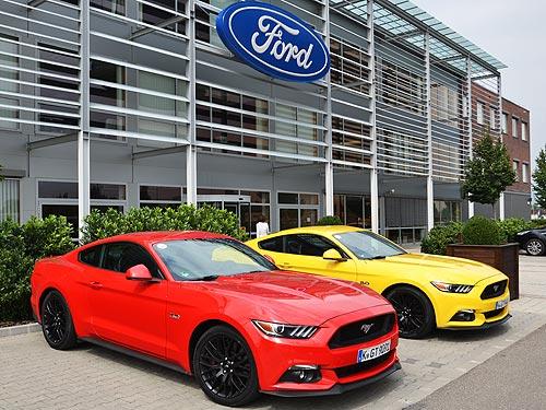 Ford Mustang стал мировым бестселлером среди спорткаров - Ford