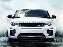 Land Rover анонсировал автопилот для движения по бездорожью