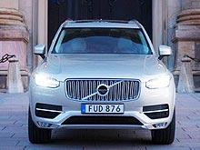 Volvo будет разрабатывать беспилотники вместе с Uber