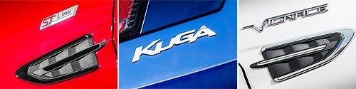 Определены самые популярные цвета автомобилей Ford в Украине - Ford