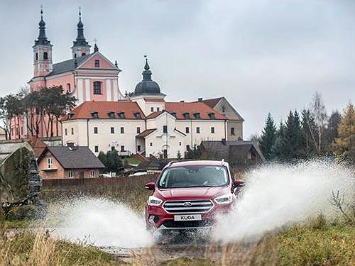 Ford Kuga стала доступна с новым двигателем по более привлекательным ценам - Ford