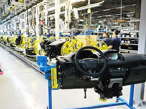 Как из обычных Ford делают премиальные Vignale. Наш репортаж - Ford