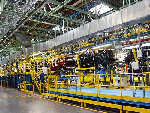 Ford инвестирует 750 млн. евро в производство нового поколения Ford Kuga - Ford