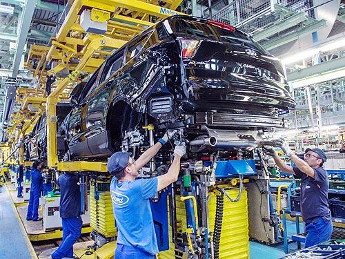 Ford инвестирует 750 млн. евро в производство нового поколения Ford Kuga