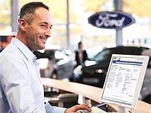 На обслуживание коммерческих авто Ford старше 3-х лет действует специальная программа