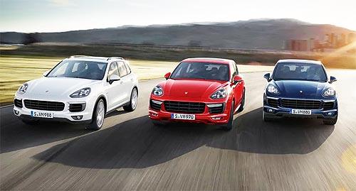 Porsche отзывает 60 тыс. дизельных кроссоверов - Porsche