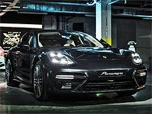 � ������� ������ ������������ ����� ������ ��������� Porsche Panamera