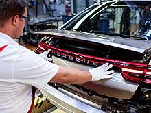 Новое поколение Porsche Panamera будет полностью выпускаться в Лейпциге