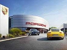 Porsche сделал сервис в Украине еще удобнее  - Porsche