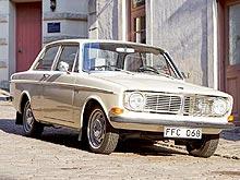 Первая модель Volvo, превысившая продажи 1 млн, отмечает 50-летие