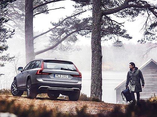 В Украине объявлены цены и стартовал прием заказов на новый Volvo V90 Cross Country - Volvo