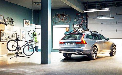 Новая рекламная кампания Volvo V90 Cross Country пропагандирует активный отдых и жизнь «на полную» - Volvo