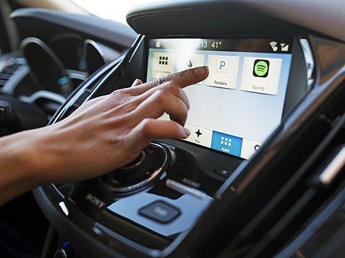 Какие новые приложения могут появиться в автомобилях Ford? - Ford