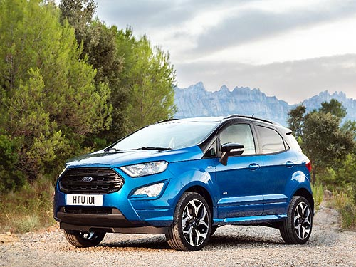 На автосалоне во Франкфурте Ford представил 4 новинки - Ford