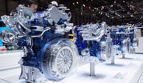1,0-литровый двигатель Ford EcoBoost снова назвали лучшим в мире