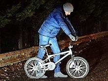 Ford представляет технологию обнаружения пешеходов ночью