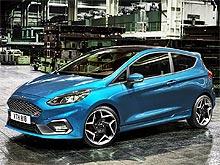Новая Ford Fiesta ST дебютирует в Женеве - Ford