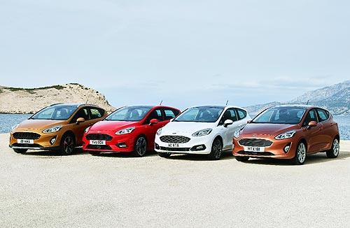 Стартовало производство Нового Ford Fiesta - Ford
