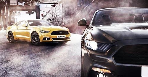 Ford Mustang будет быстрее Porsche 911 - Ford