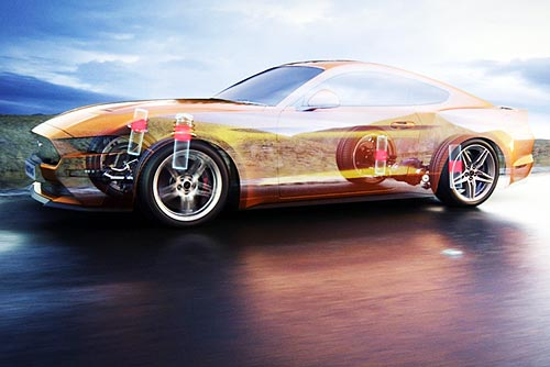 Ford Mustang добавил драйва благодаря технологии из мира спорта - Ford