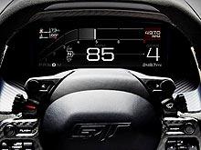 Ford разработала полностью цифровую панель приборов