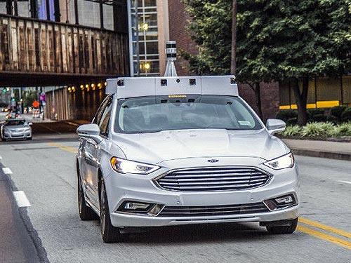 Первый беспилотник Ford будет работать по 20 часов в сутки - Ford